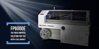 Новинка от SmiPack – полностью электрическая термоусадочная машина FP6000E